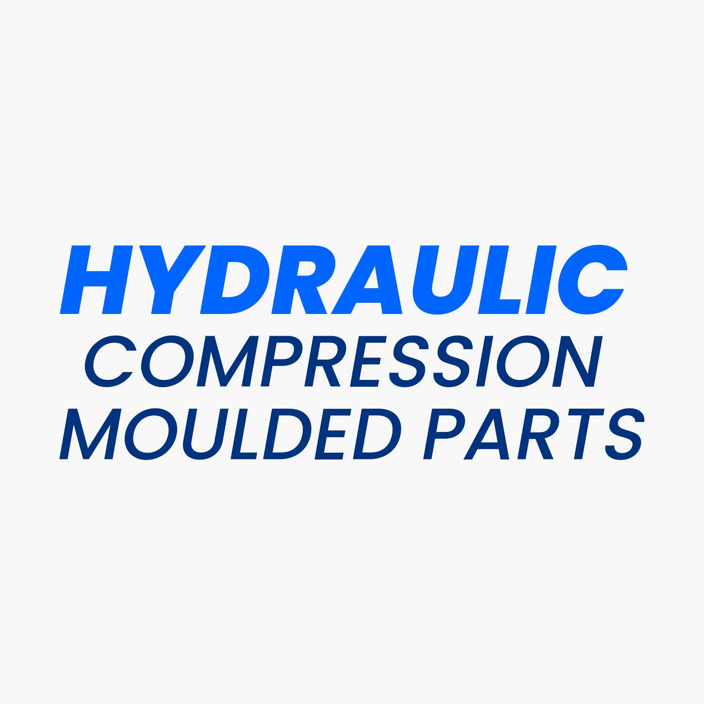 As the traditional metal parts are now being produced from polymers, hydraulic compression moulding has become one of the fastest-growing sectors in hydraulic systems. In the Hydraulic Compression Moulding process, the moulding material in granular or powder form is mostly preheated and is compressed under pressure, using two moulds. The heat and pressure are maintained throughout the process, until the material has cured, aiding the production of the desired shapes. This method is followed for making products by using PTFE, filled PTFE compounds and PEEK.