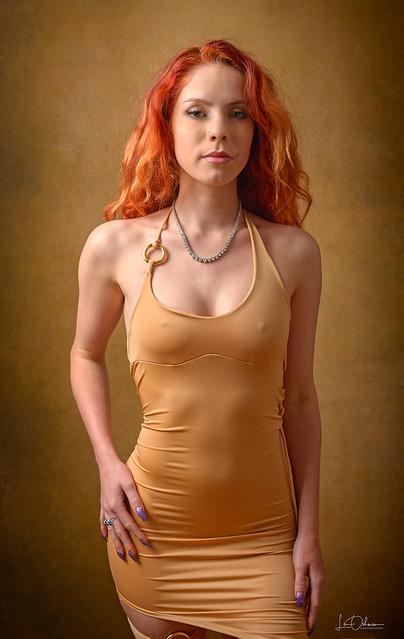 Sabrina -Golden