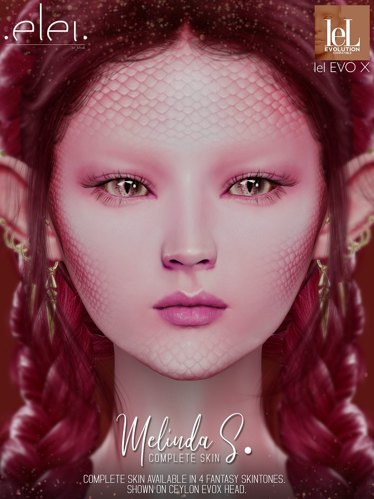 Melinda S. (Complete Skin)