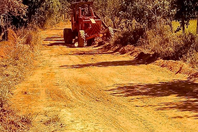 Menos buracos no caminho da escola