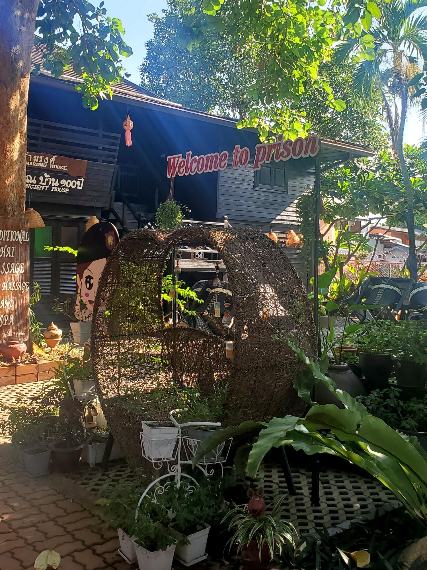 Chiang Mai prisoner massage