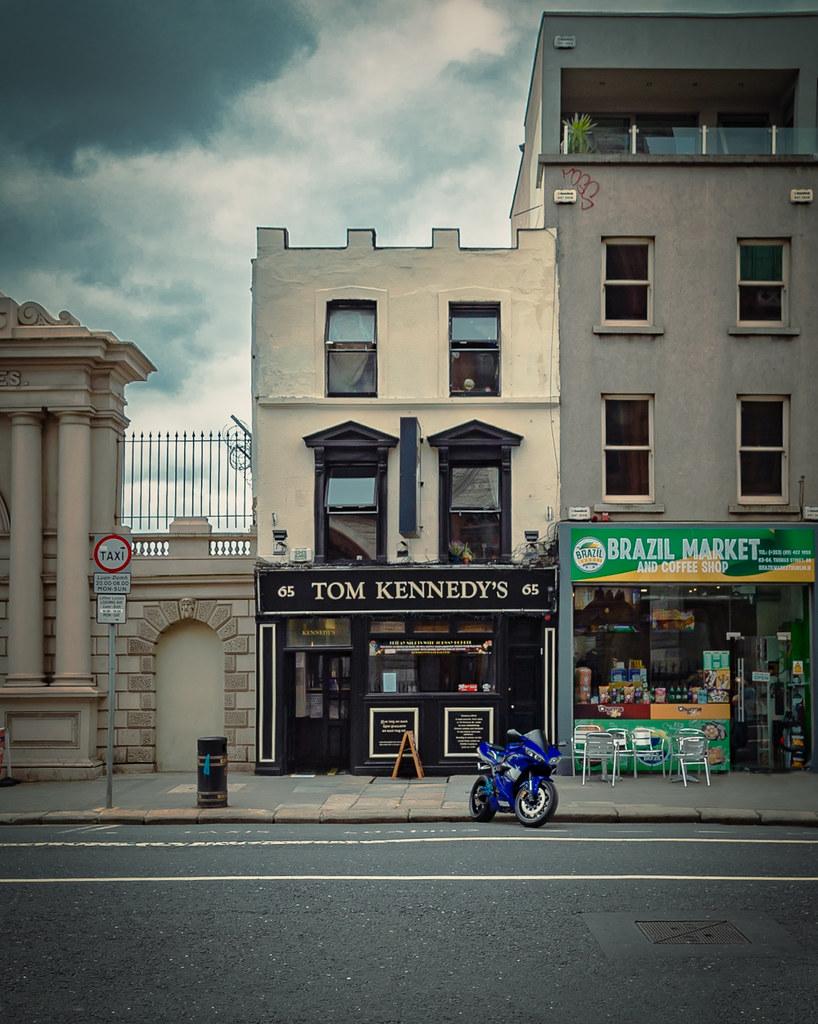 Tom Kennedy's: Thomas St.