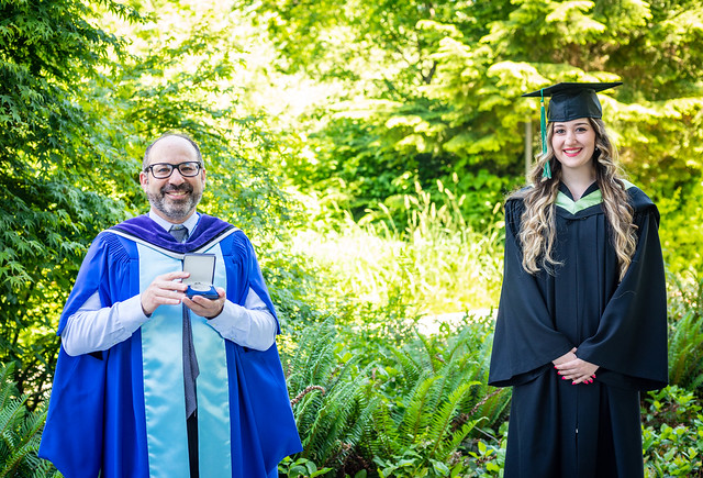 Isabelle St-Martin - Deans Medal for Applied & Technical Studies ~ Convocation 2021