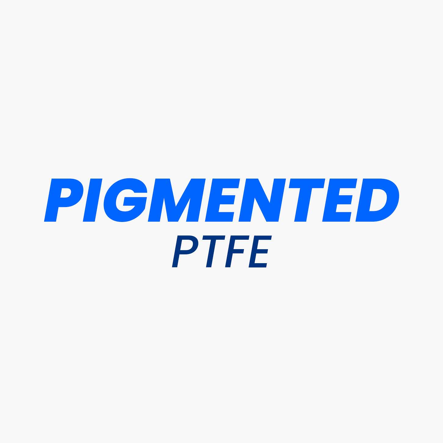 The Pigmented PTFE material consists of a dry pigment along with other fillers. The addition of pigments can improve wear and compressive properties as compared to normal compounds. Pigmented PTFE products can be used in applications where color coding is required for part identification. This helps in reduce errors during assembly or servicing, where similar PTFE parts are present. The Pigmented PTFE components are mostly used because of their non-abrasive property.