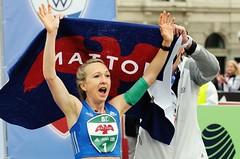 Předpoklad pro rychlé maratonské časy? Schopnost jít rychle krátké závody!