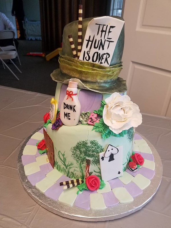 Cake by Southern Sweets