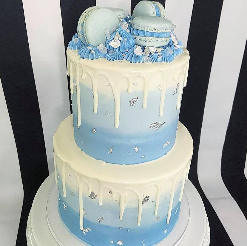 Cake by Liv's Bake Shop