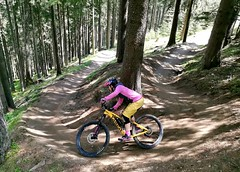 Modrý trail The Chainless One