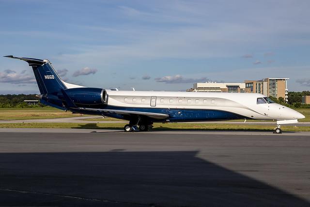 N6GD - Embraer ERJ-135BJ Legacy 600 - KPDK - May 2021