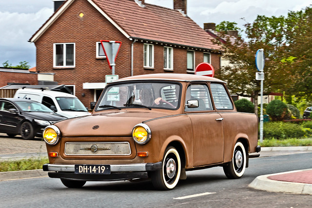 Trabant 601 1970 (2681)