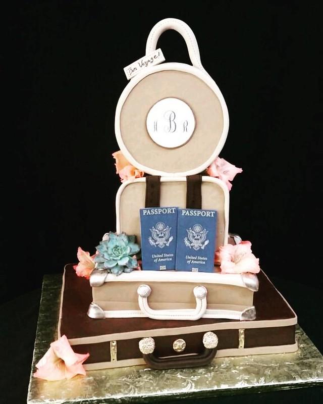 Cake by Sweet Art Custom Cakes SB