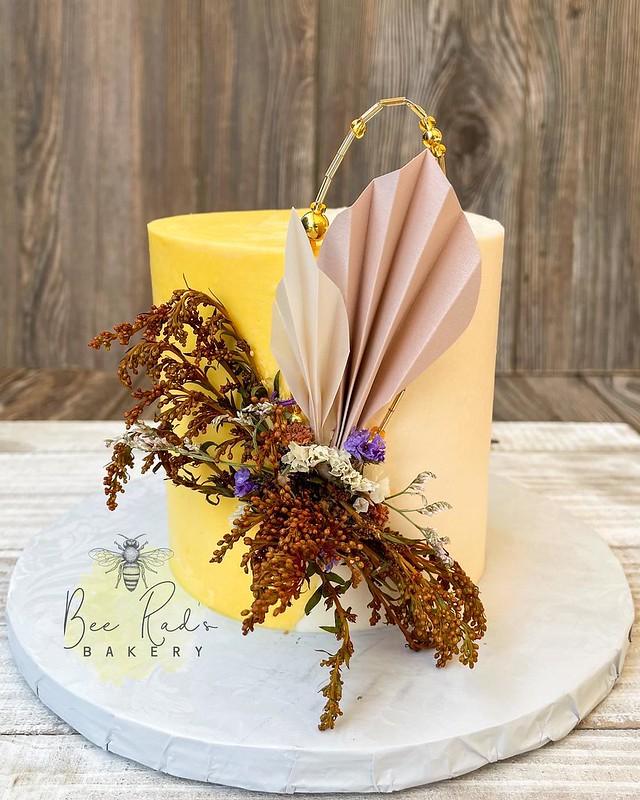 Cake by Bee Rad's Bakery