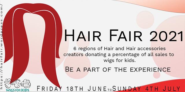 Hair Fair 2021 COMING SOON