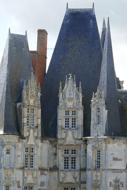 Château d'Ô, XVIe siècle, Mortrée, Orne, Normandie, France.