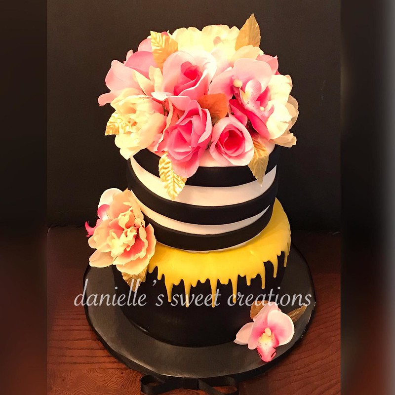 Cake by Danielle's Sweet Creations