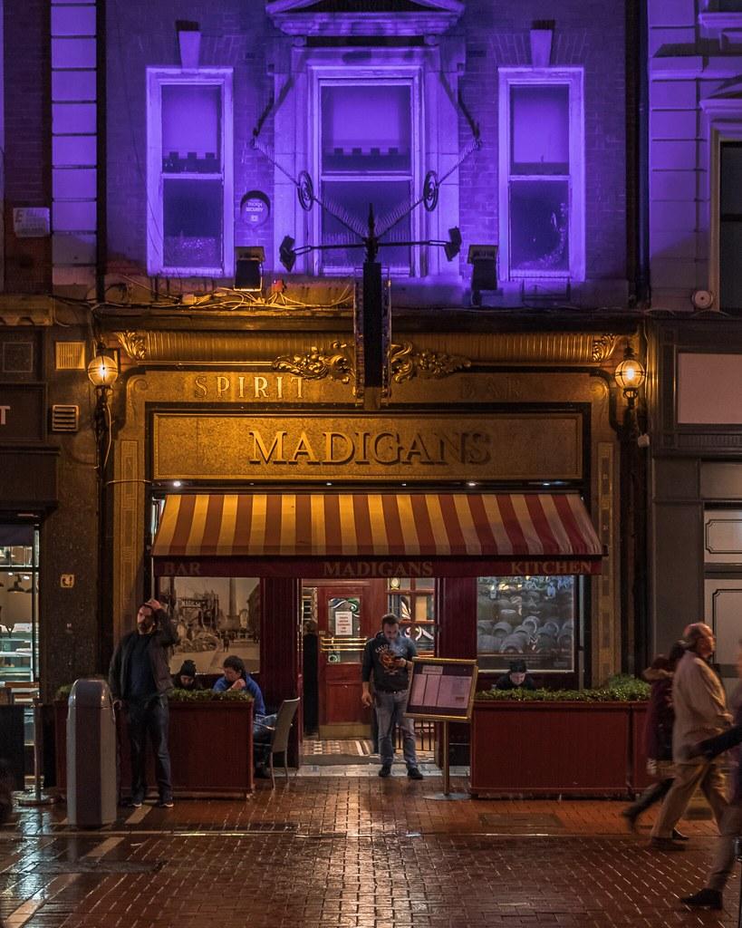 Madigan's: North Earl St.