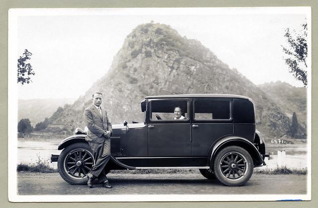 1931 Essex Super Six