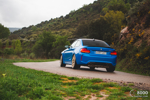 BMW M2 CS -  8000vueltas-85