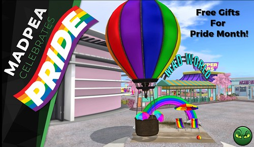 MadPea Celebrates Pride!