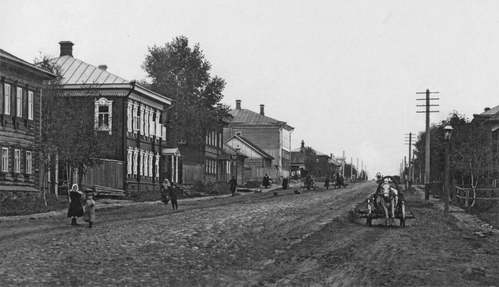 Любимская улица