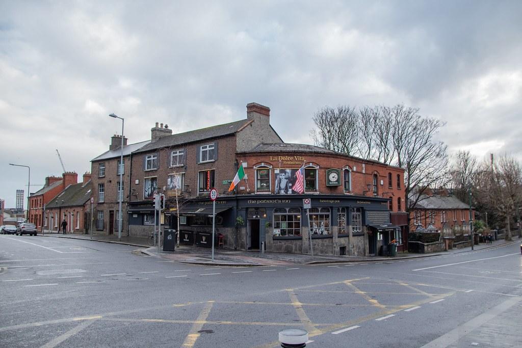 The Patriot's Inn: Kilmainham