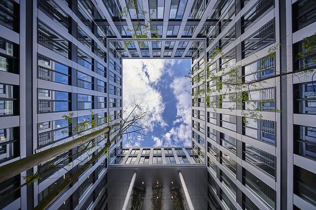 Courtyard XLVI