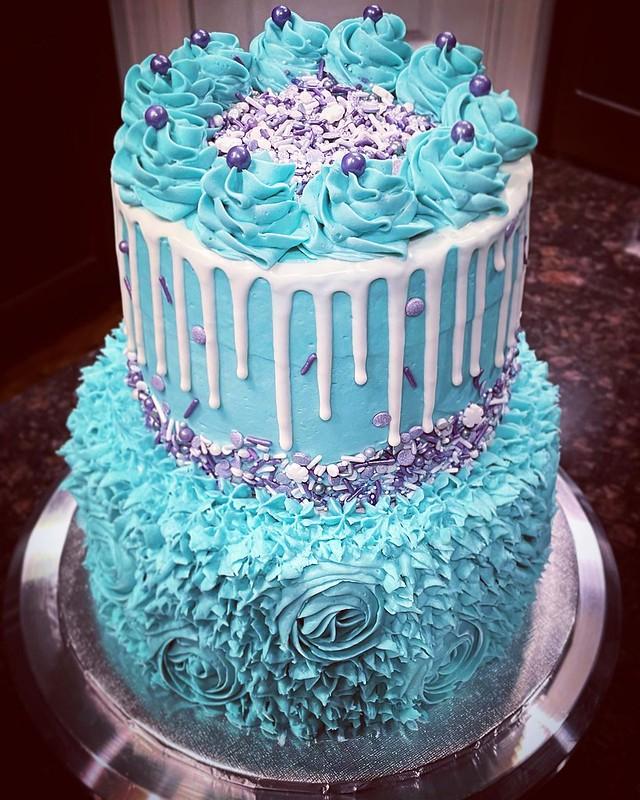 Cake by Love + Sugar
