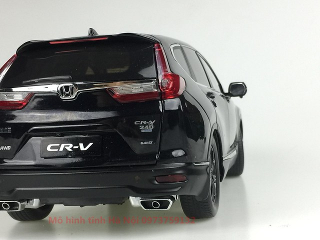 Dealer Paudi 1 18 Honda CRV 2020 mo hinh o to xe hoi diecast model car (11)