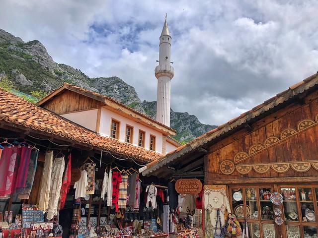 Bazar de Krujë (Albania)
