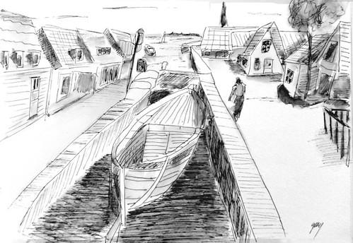 tradiitional boat lock sm