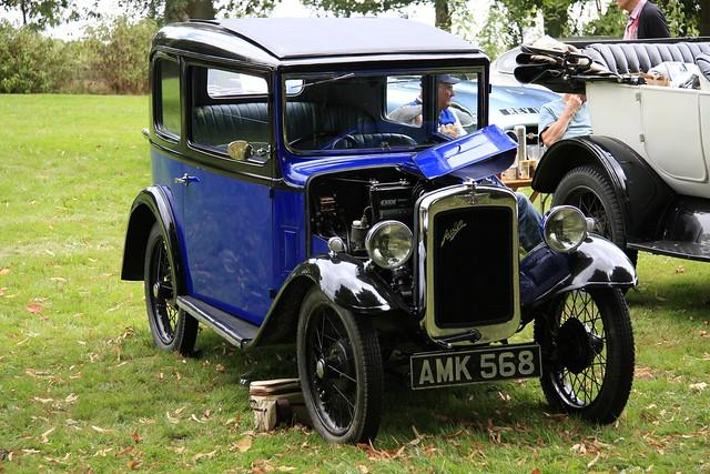 AMK 568 1933 Austin Seven RP Saloon