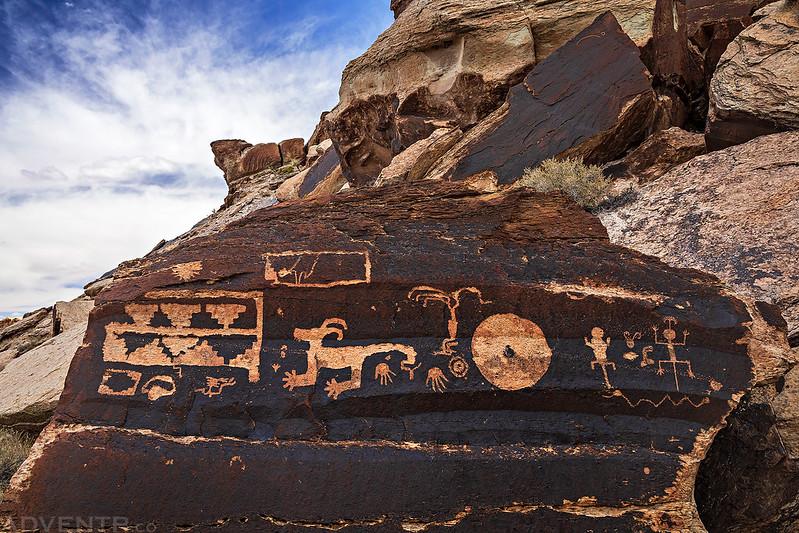 Big Boulder Petroglyphs