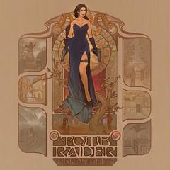 Final Tomb Raider V Art Megan_Lara