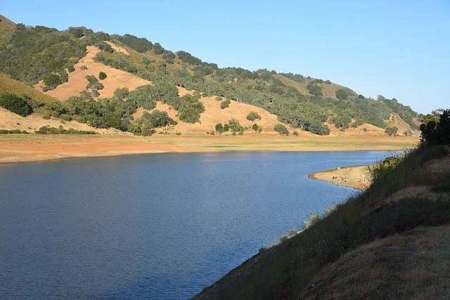 Uvas Reservoir, June 2021 (3)