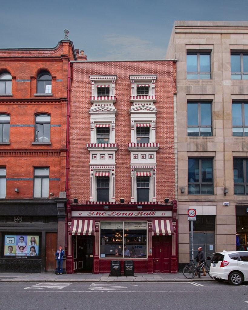 The Long Hall: George's Street