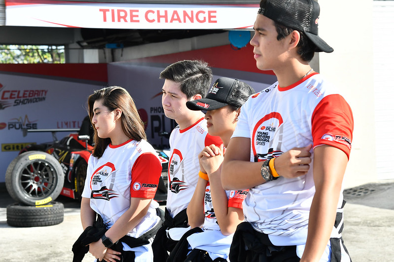 The showdown will also have elimination rounds to determine the Phoenix Pulse Young Driver's Program-Celebrity Showdown Champion