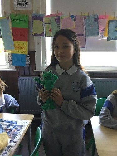 All Creatures Great And Small - Knitted Friends from Mrs. Delany's Fifth Class