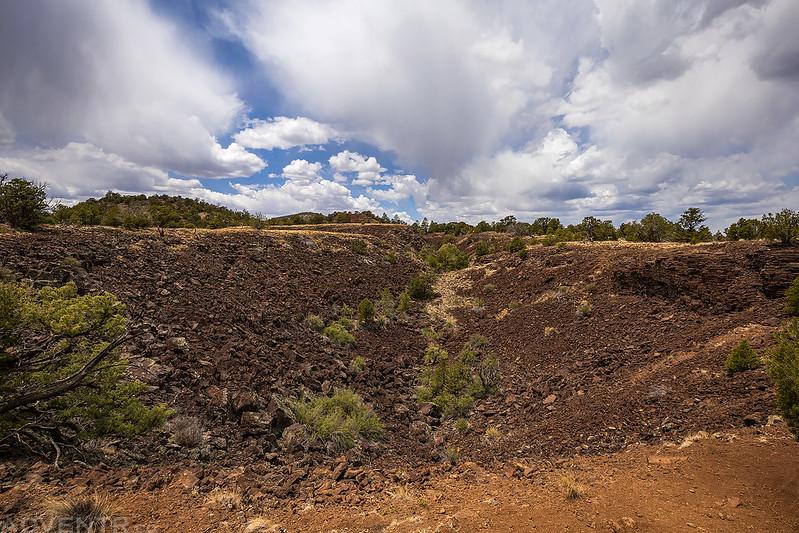 Lava Trench