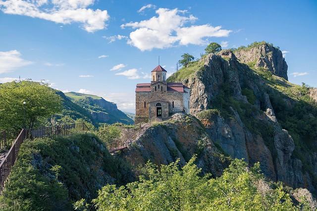 Karachay-Cherkessia. Shoana church