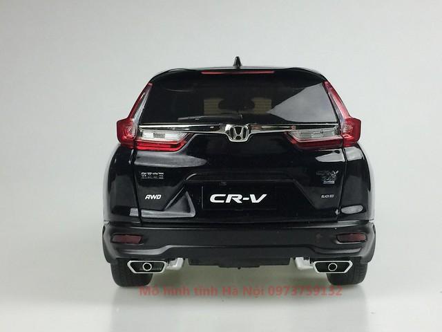 Dealer Paudi 1 18 Honda CRV 2020 mo hinh o to xe hoi diecast model car (10)