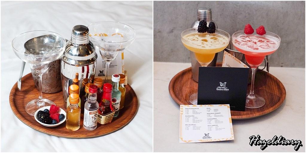 M Hotel Singapore- DIY Cocktail Kit
