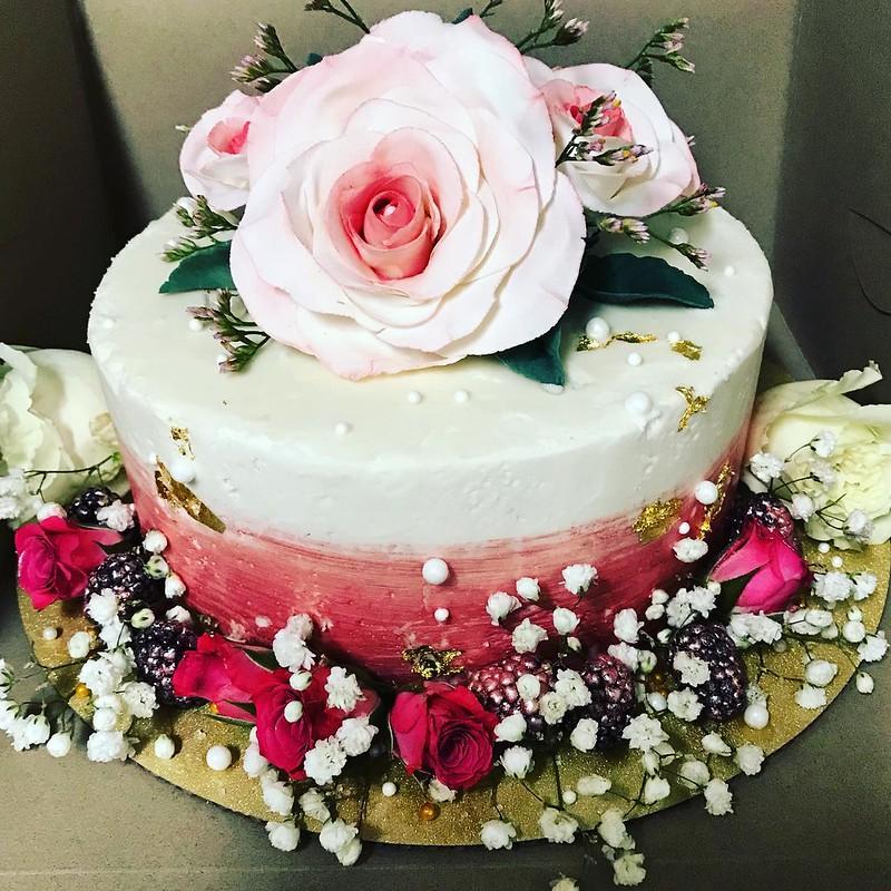 Bachelorette Cake by Sugar High Gourmet Treats