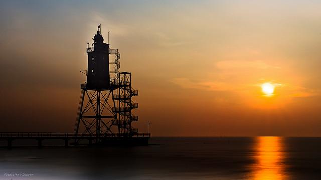 Leuchtturmdenkmal Obereversand