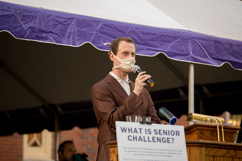 Senior Challenge Toast 2021