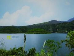 Laguna de Cuicocha - Prov. de Imbabura