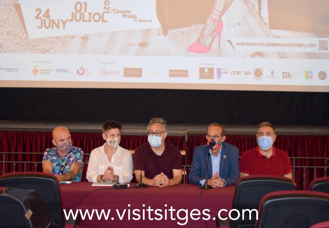 Endimaris - I Mostra cinema LGTBIQ+ Sitges 2021