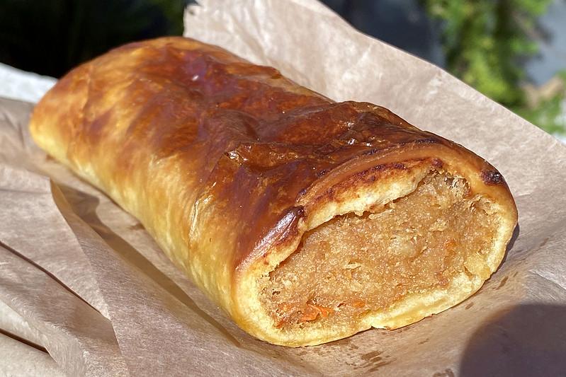 Sausage rolls: High Street Bakery