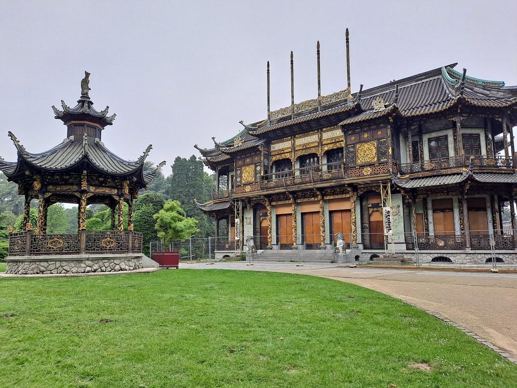 Pabellón chino