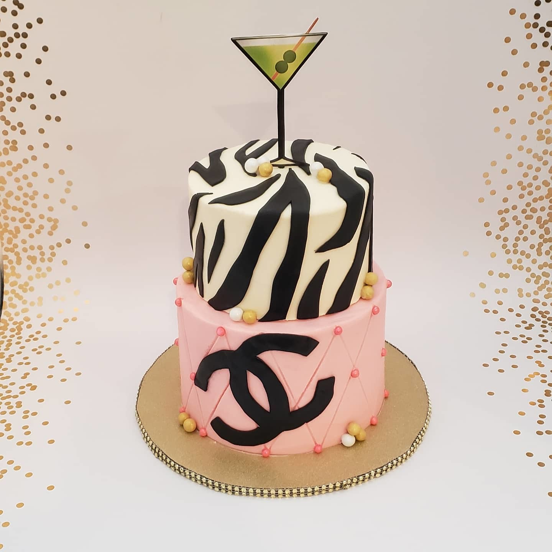 Cake by Sweet & Sassy Sprinkles