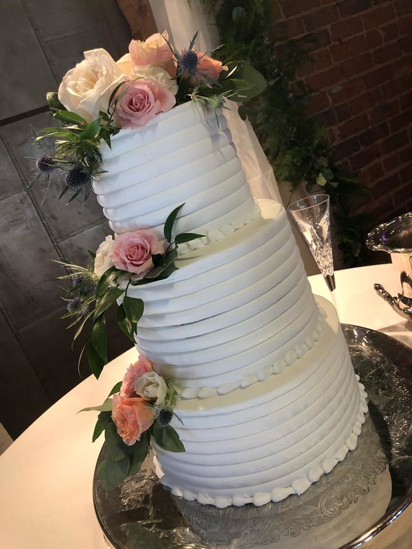 Cake by Sugar High Bakery